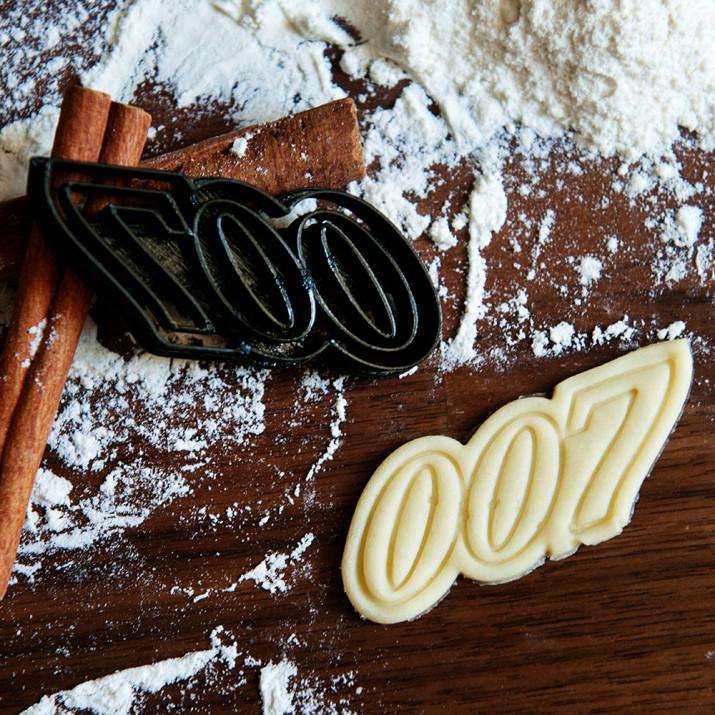 007 - foremka 3D do ciastek