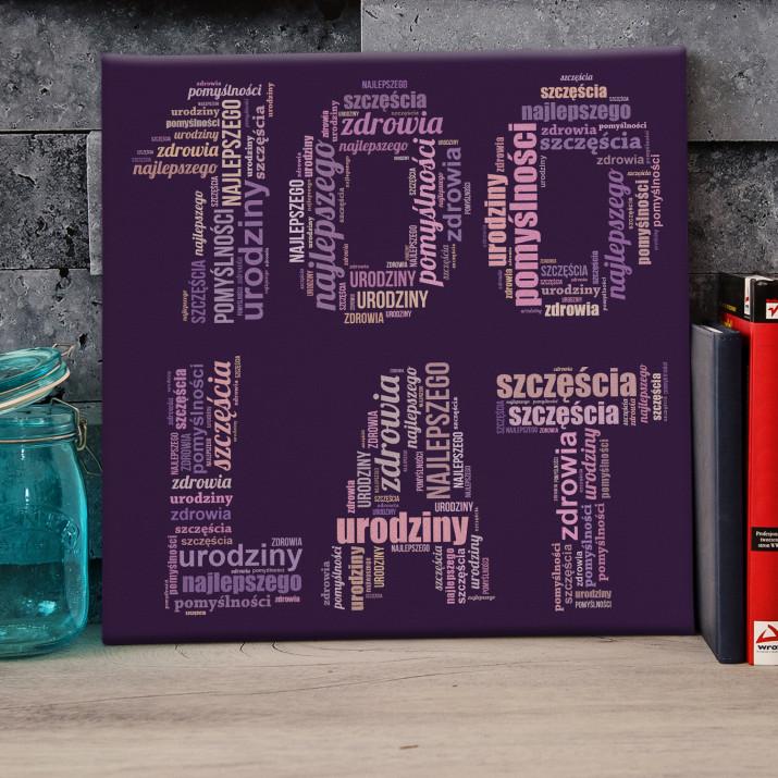 100 Lat - obraz z Twoich słów