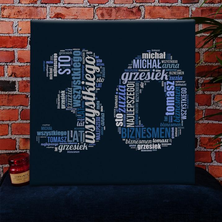 30 - obraz z Twoich słów