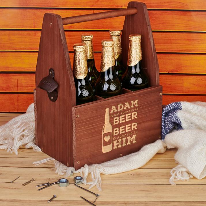 Addicted - Nosidło na piwo z otwieraczem