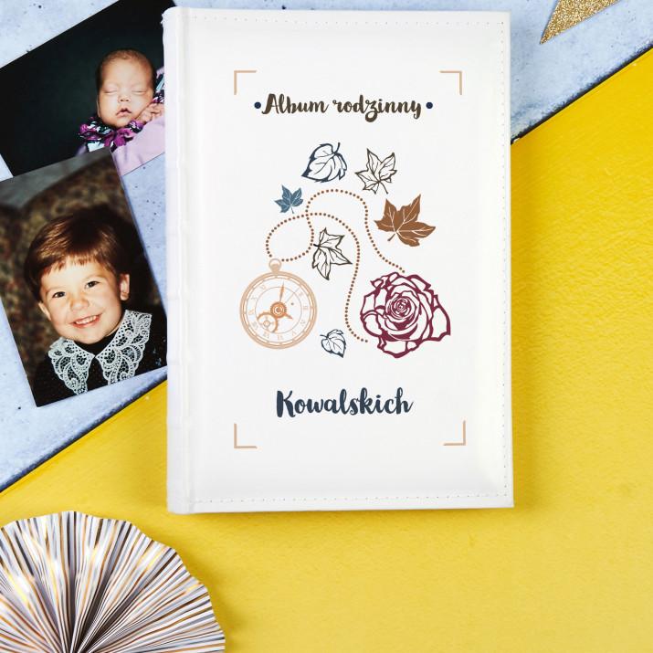 Album rodzinny - Personalizowany Album na zdjęcia