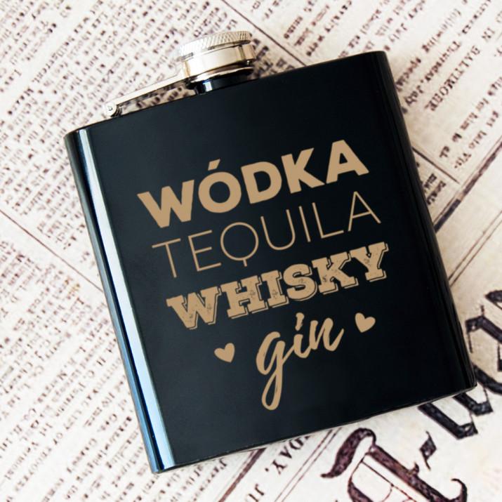 Alcoholove - Piersiówka z grawerem
