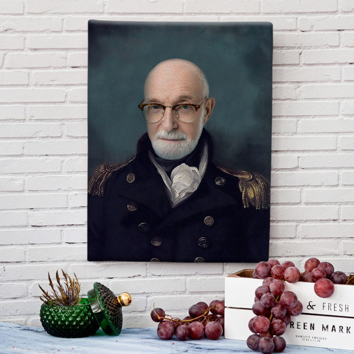 Arystokrata - Królewski portret