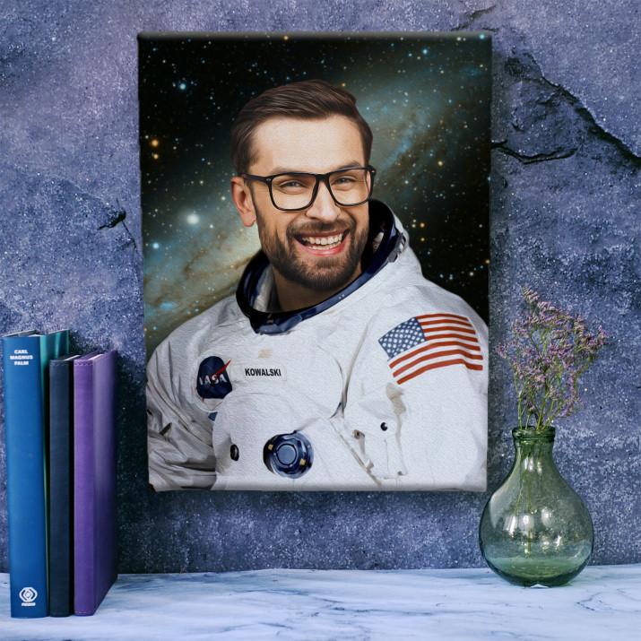 Astronaut - Traumporträt