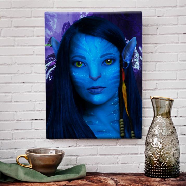Avatar - obraz z Twojego zdjęcia