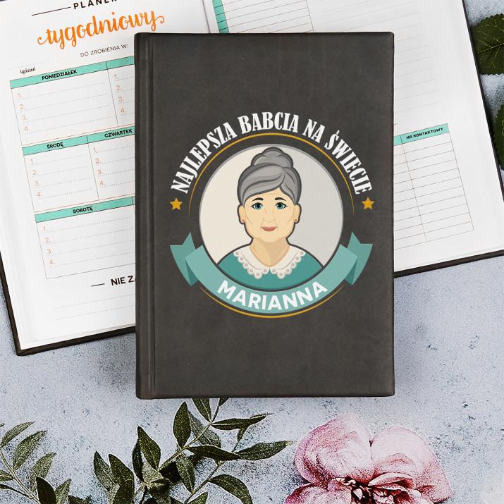 Babunia - Planer Książkowy A5