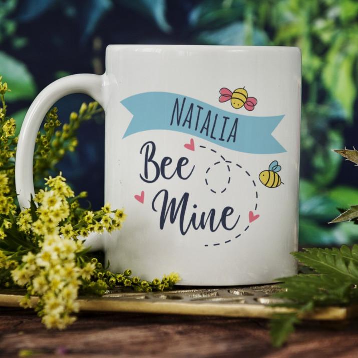 Bee mine - Personalizowany Kubek