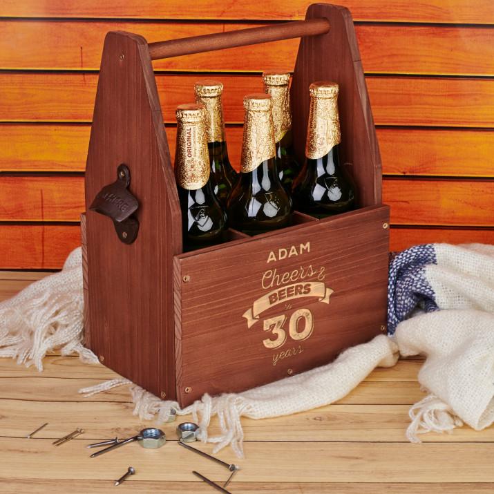 Cheers & Beers - Nosidło na piwo z otwieraczem