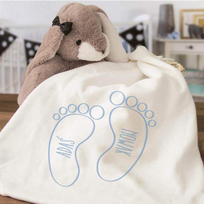 Chłopiec - Ręcznik niemowlęcy