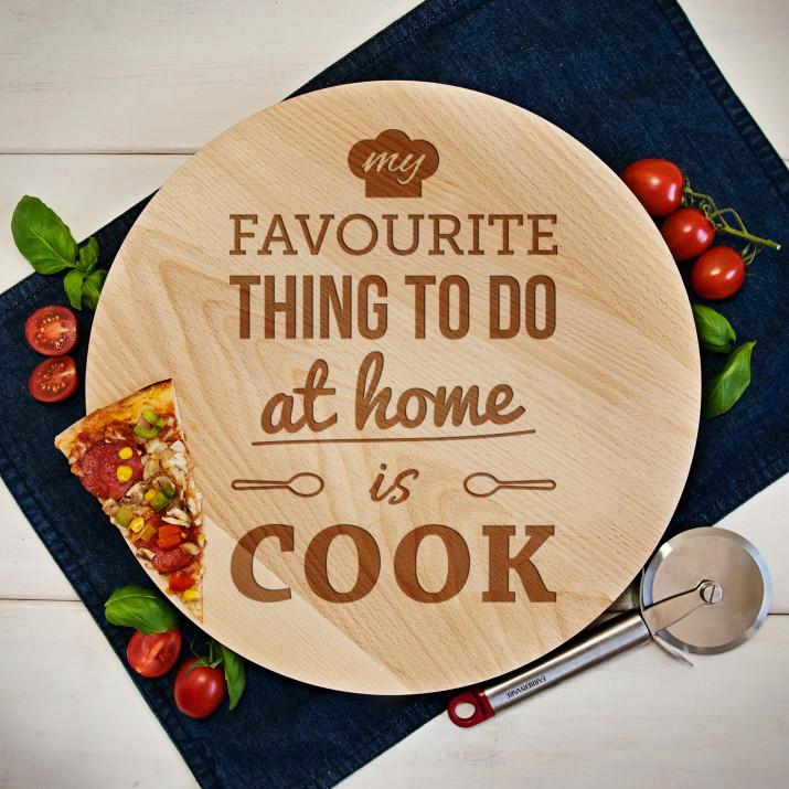Cooking - Deska obrotowa
