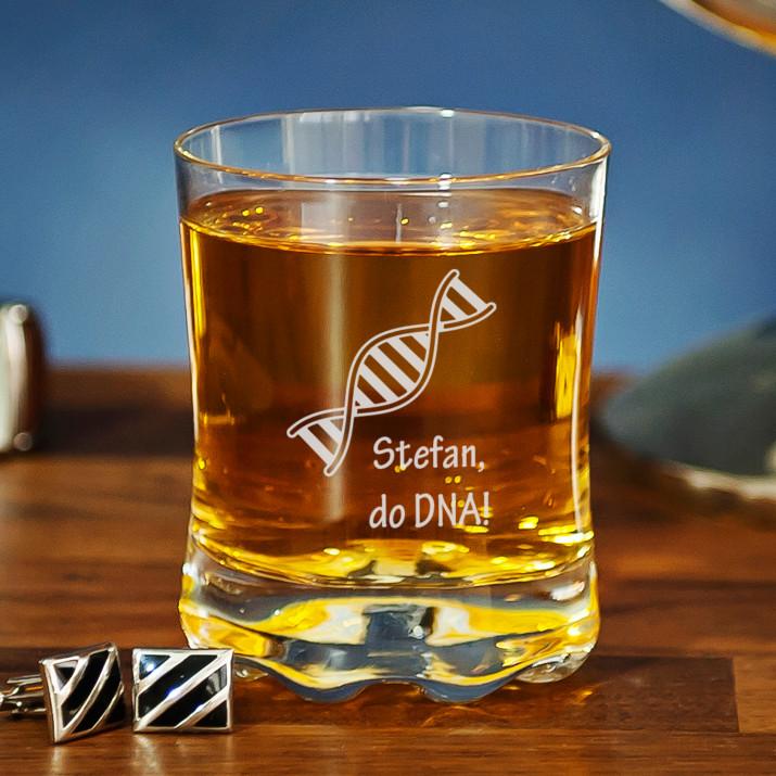 Do DNA - Szklanka do whisky