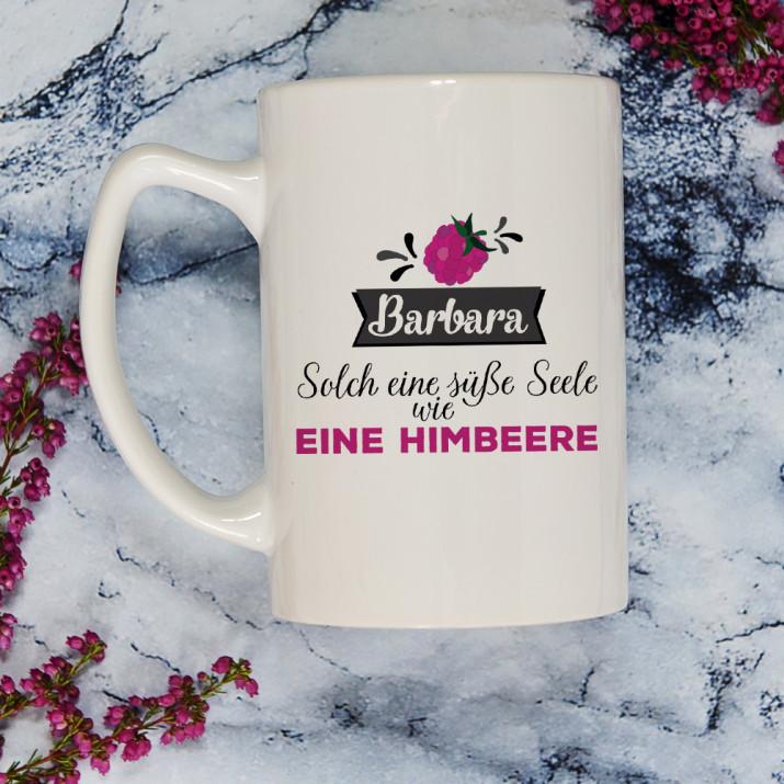 Solch eine süße Seele - personalisierte Tasse
