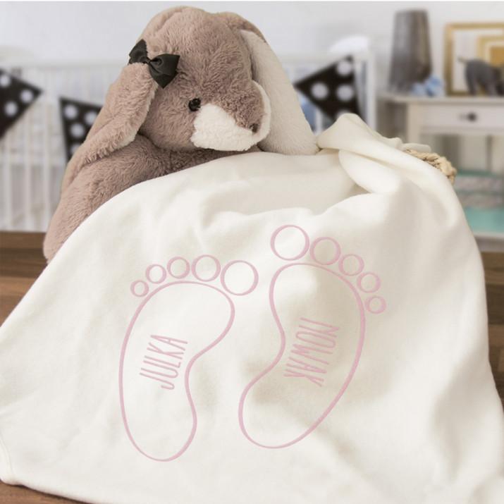 Dziewczynka - Ręcznik niemowlęcy