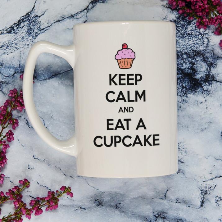 Eat a Cupcake - Becher