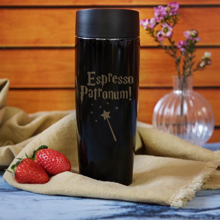 Espresso Patronum - kubek termiczny