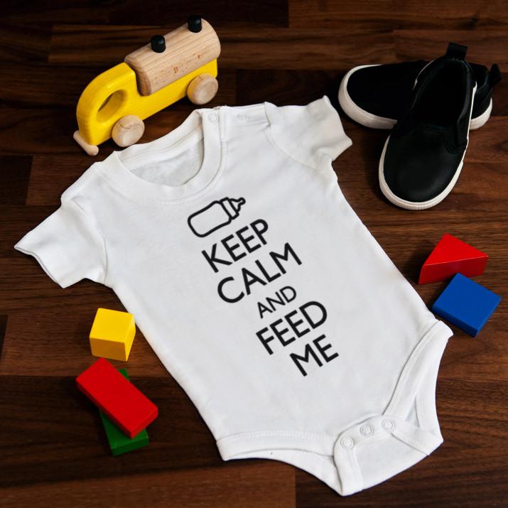 Feed Me - body niemowlęce