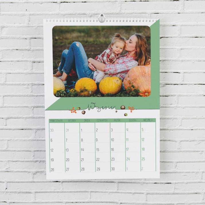Fotokalendarz 2 - Kalendarz wiszący