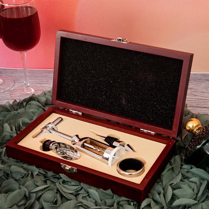 Zaawansowane Gentleman - zestaw do wina - MyGiftDna.pl TE77