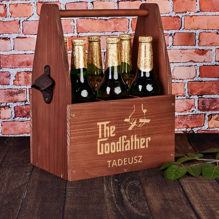 Goodfather - Nosidło na piwo z otwieraczem