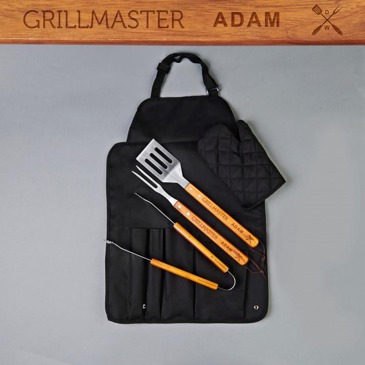 Grillmaster - Zestaw do grilla