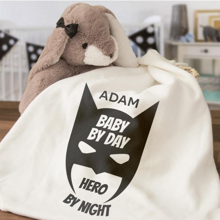 Hero by night - Ręcznik niemowlęcy
