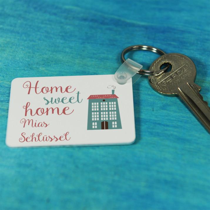 Home Sweet Home - Schlüsselanhänger