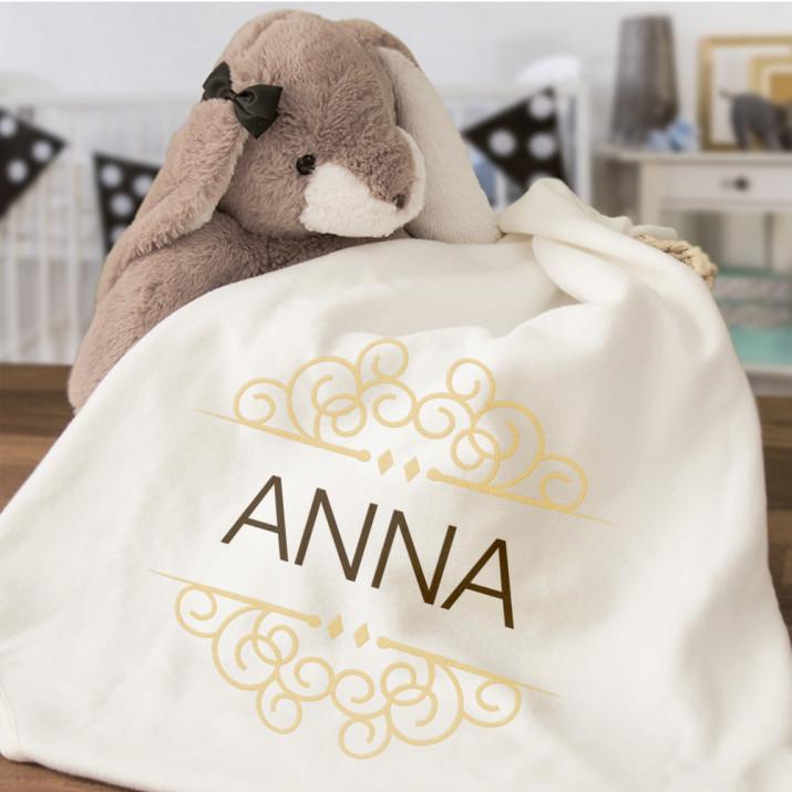 Imię - Ręcznik niemowlęcy