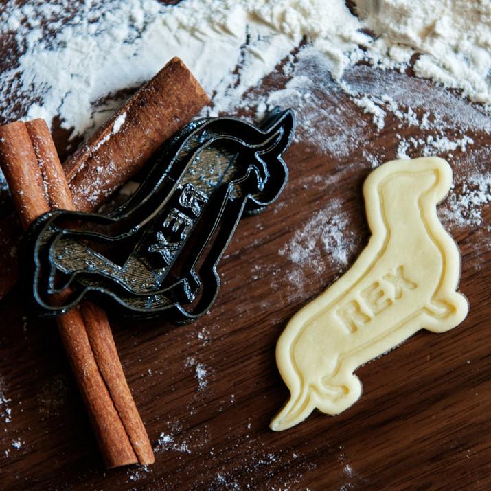 Jamnik - personalizowana foremka 3D do ciastek