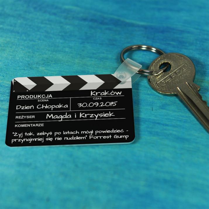 Klatka Filmowa - breloczki