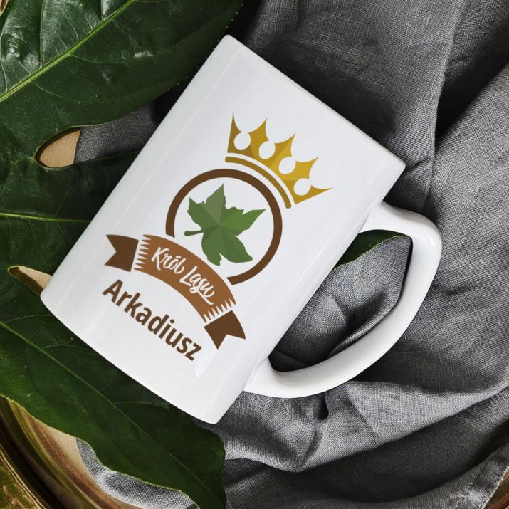 Król lasu - Personalizowany Kubek