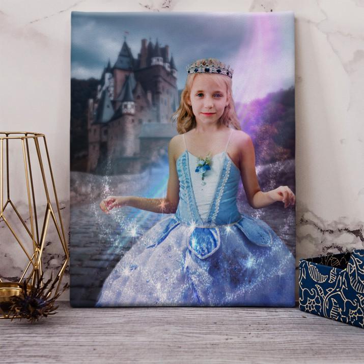 Księżniczka - Portret marzeń
