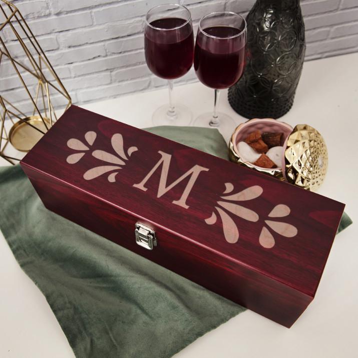 Litera - Skrzynka na wino z akcesoriami