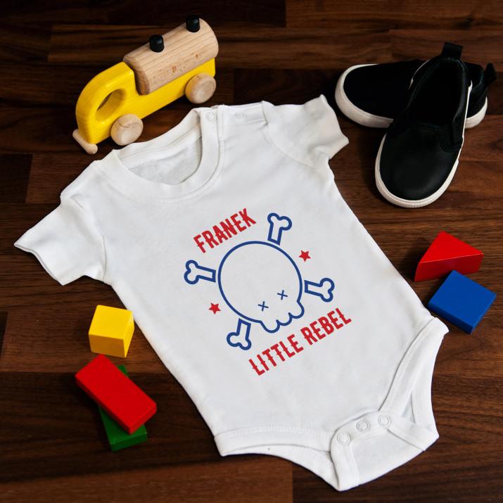 Little Rebel - body niemowlęce