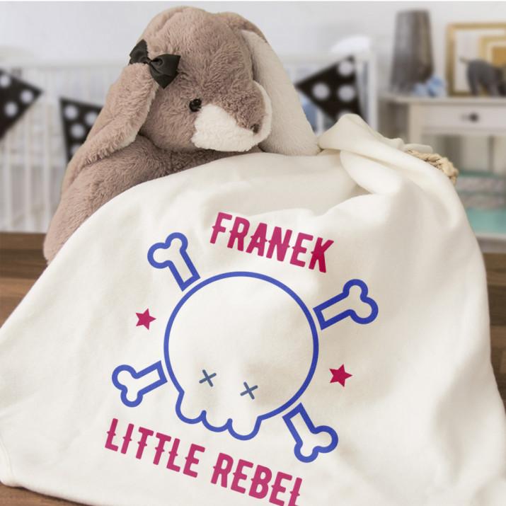 Little rebel - Ręcznik niemowlęcy