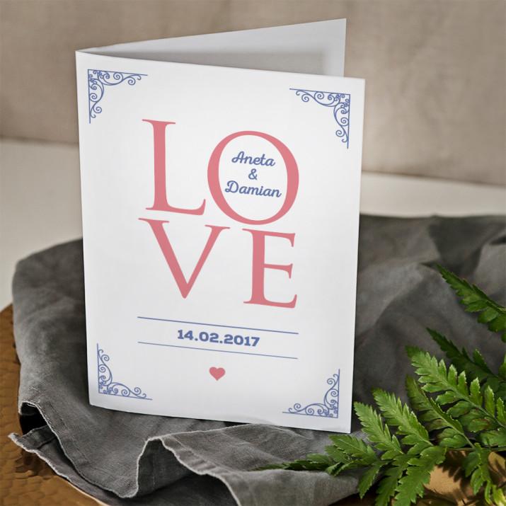 Love together - kartka z życzeniami