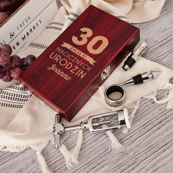 Magiczne Urodziny - zestaw do wina