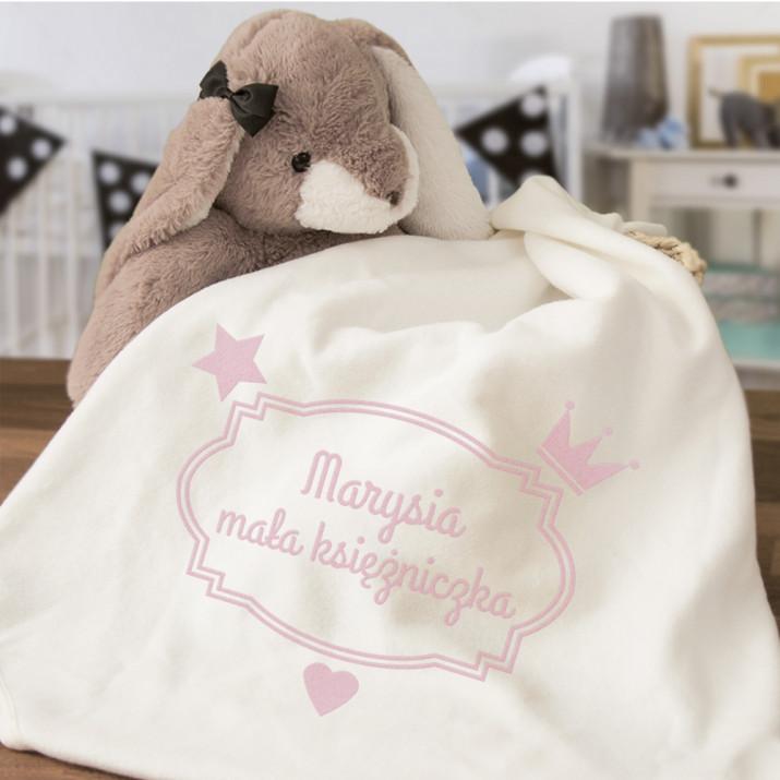 Mała księżniczka - Ręcznik niemowlęcy