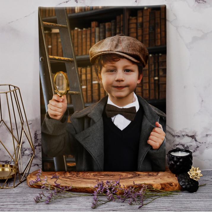 Mały detektyw - Portret marzeń