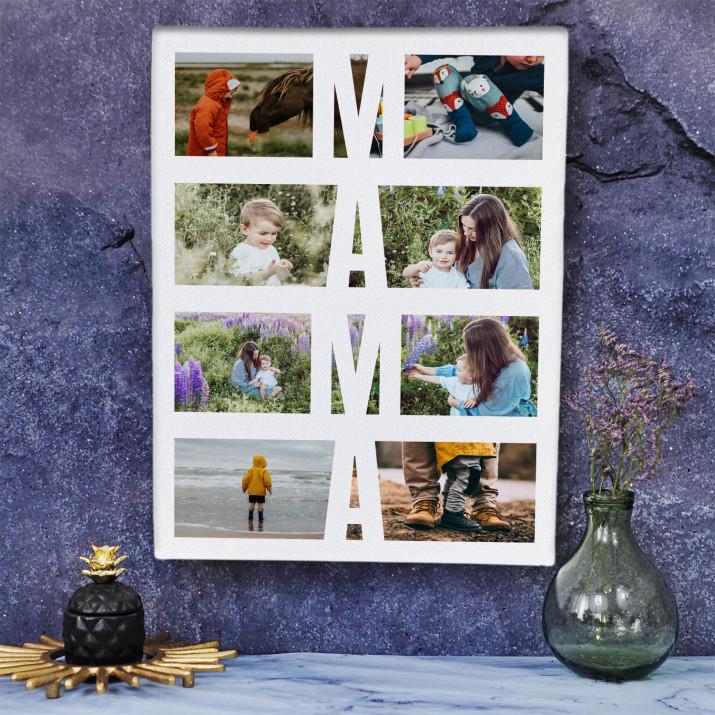 Mama 2 - Collage aus Fotos