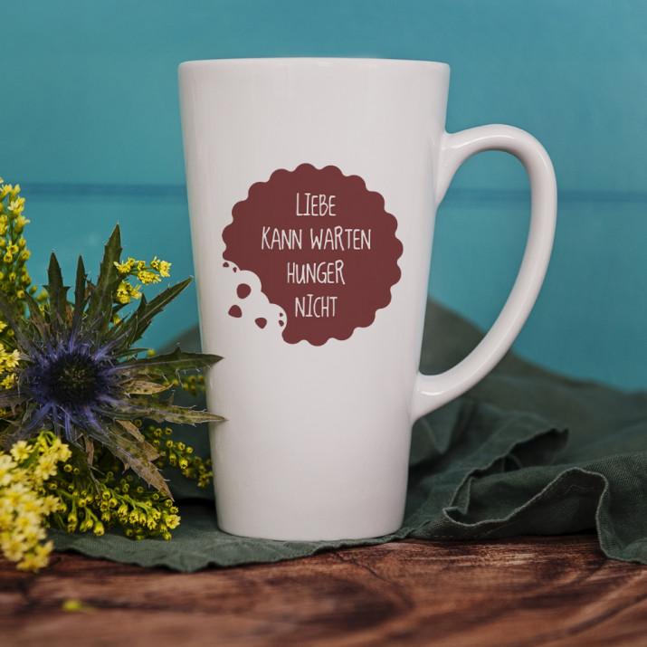 Liebe kann warten - Tasse
