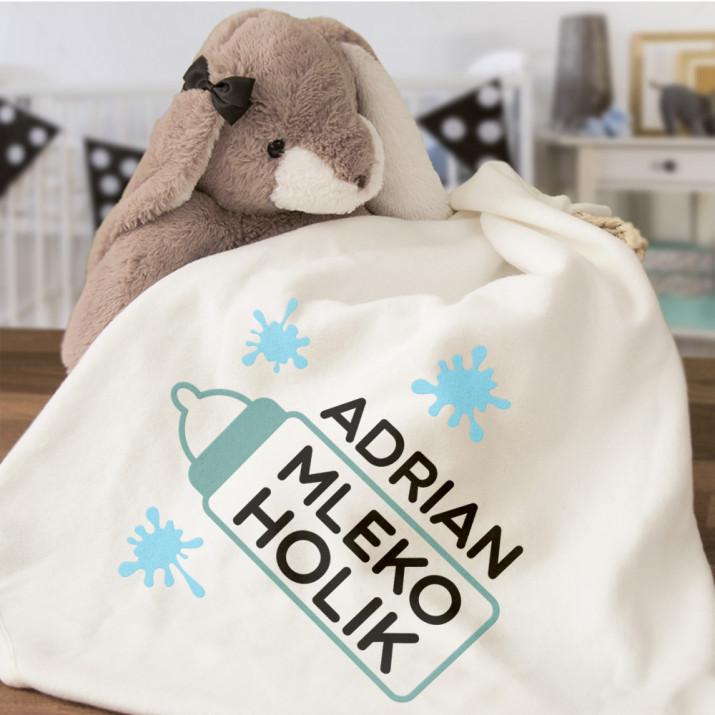 Mlekoholik - Ręcznik niemowlęcy