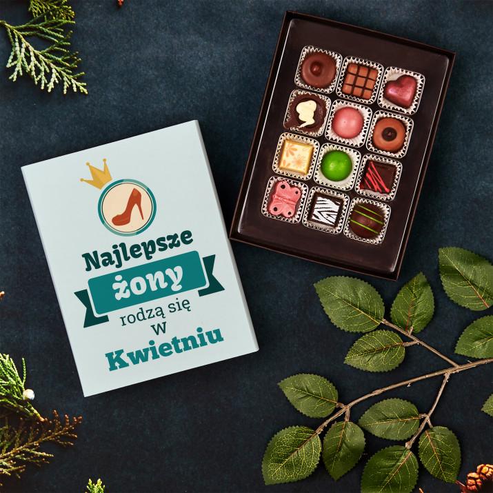 Najlepsze Å»ony - Praliny z belgijskiej czekolady