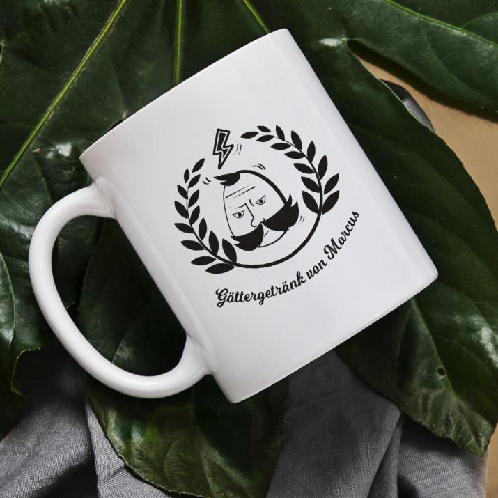 Gottesgetränk - Personalisierte Tasse