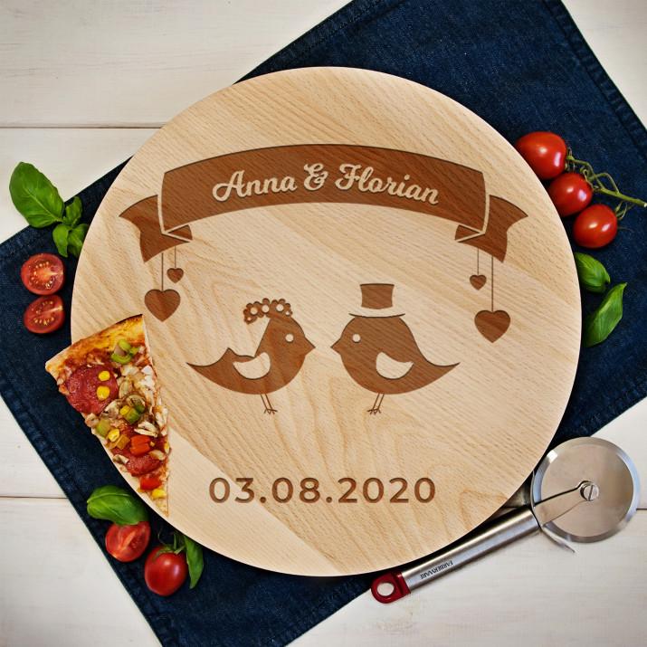Nasz ślub - Deska obrotowa
