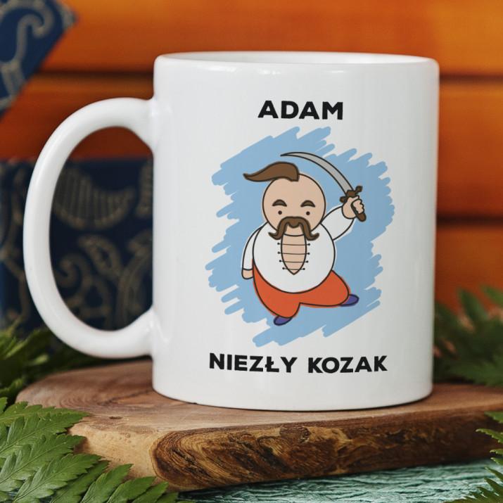 Niezły kozak - Personalizowany Kubek