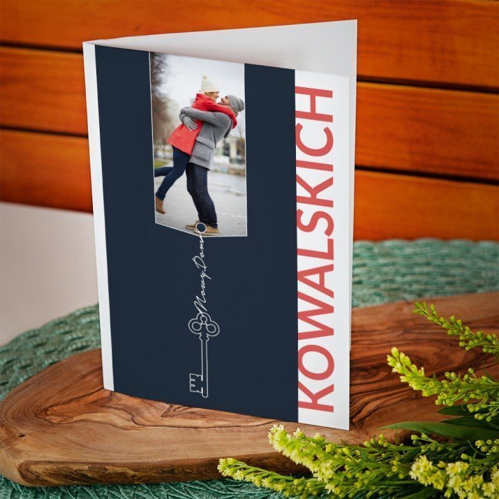 Nowy Dom - kartka z życzeniami