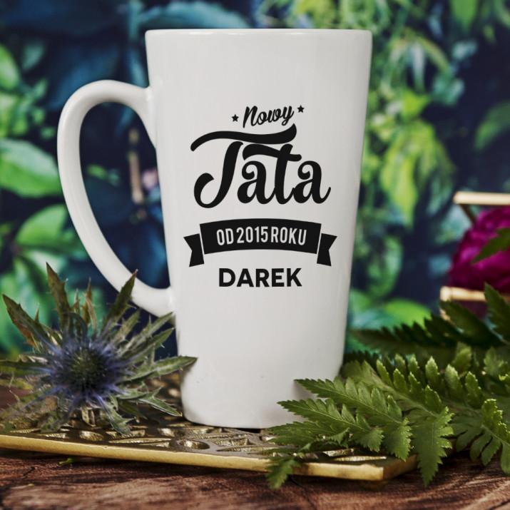 Nowy Tata - Personalizowany Kubek