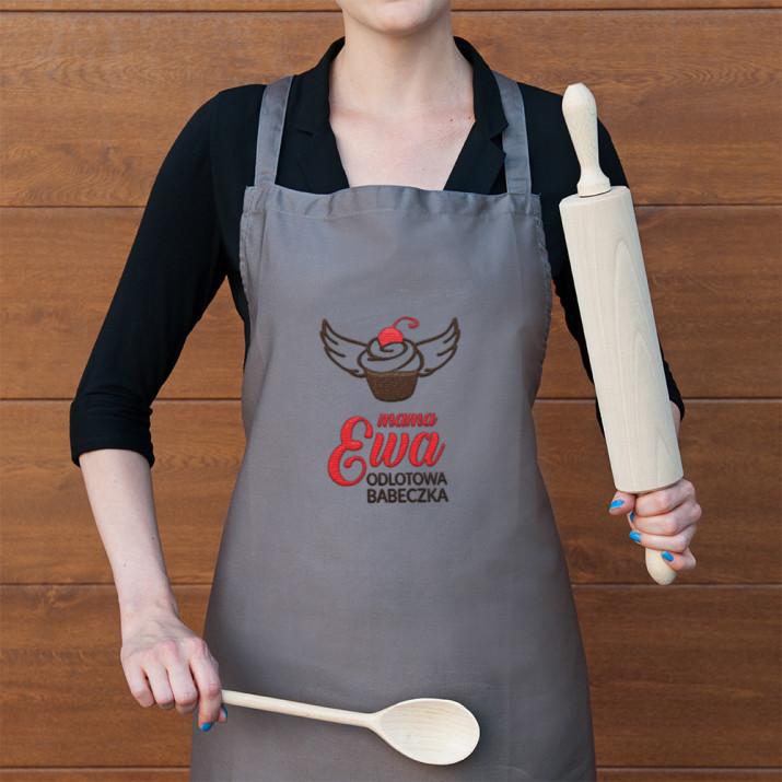 Odlotowa Babeczka - Fartuch kuchenny