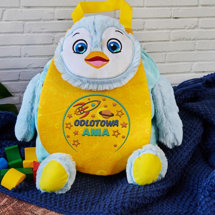 8d7436823a020 Odlotowy - Plecak dla dziecka - MyGiftDna.pl