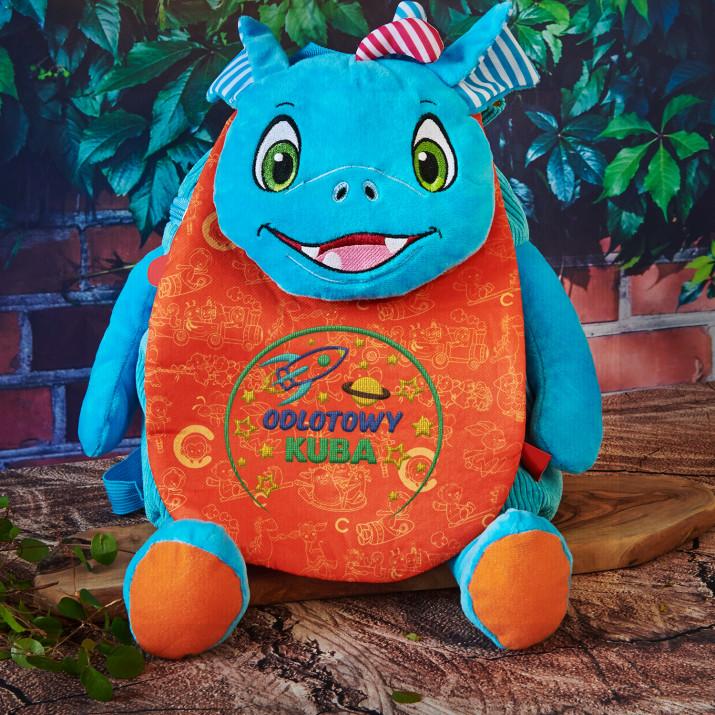 0508e535c3f41 Pakowanie na prezent  Odlotowy - Plecak dla dziecka ...